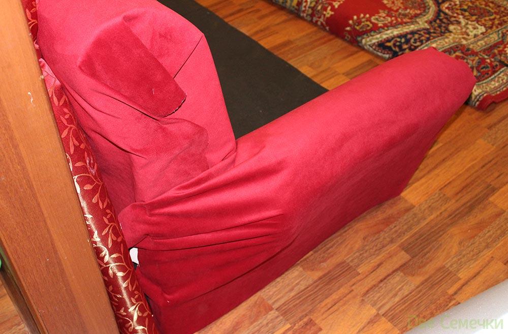 Каркас дивана своими руками из фанеры
