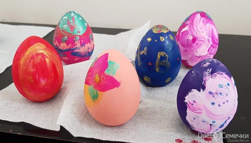 В чем смысл Пасхи? Зачем красить яйца? И откуда взялся ...
