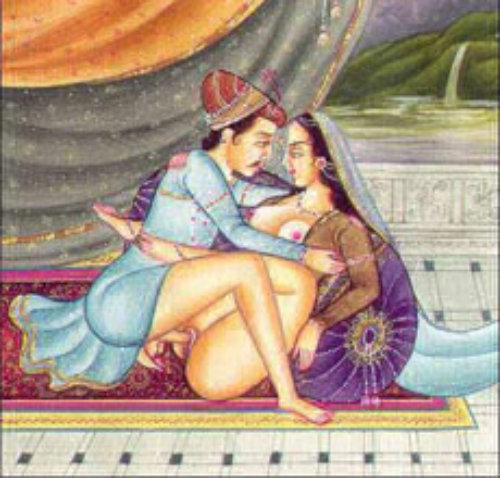 Индиский секс из камасутры